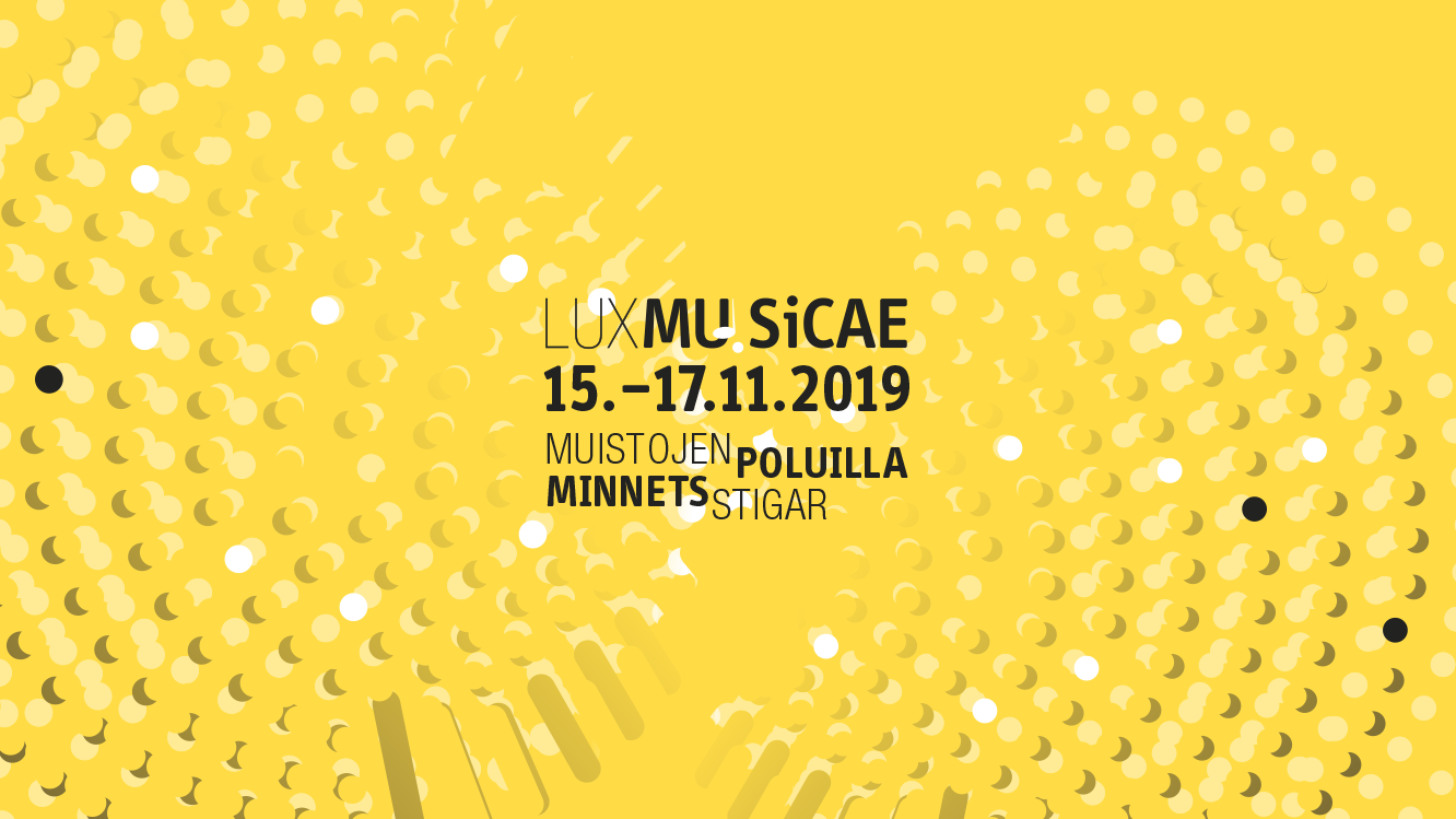 Lux Musicae Nov 15th - Nov 17th, 2019